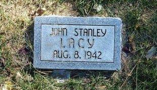 LACY, JOHN STANLEY - Prowers County, Colorado | JOHN STANLEY LACY - Colorado Gravestone Photos