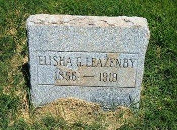 LEAZENBY, ELISHA G - Prowers County, Colorado | ELISHA G LEAZENBY - Colorado Gravestone Photos