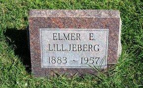 LILLJEBERG, ELMER E - Prowers County, Colorado | ELMER E LILLJEBERG - Colorado Gravestone Photos