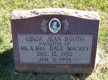 MACKEY, LINDA JEAN BOOTH - Prowers County, Colorado | LINDA JEAN BOOTH MACKEY - Colorado Gravestone Photos