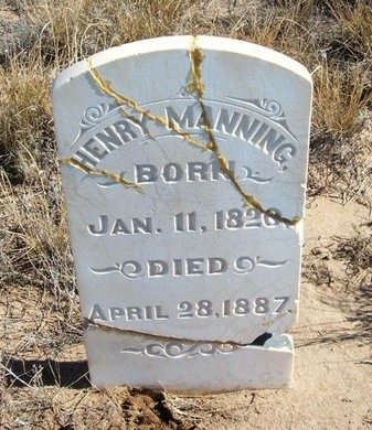 MANNING, HENRY - Prowers County, Colorado | HENRY MANNING - Colorado Gravestone Photos