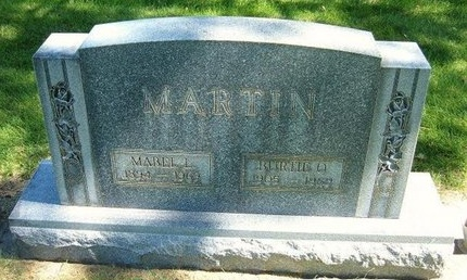 MARTIN, MABEL L - Prowers County, Colorado   MABEL L MARTIN - Colorado Gravestone Photos