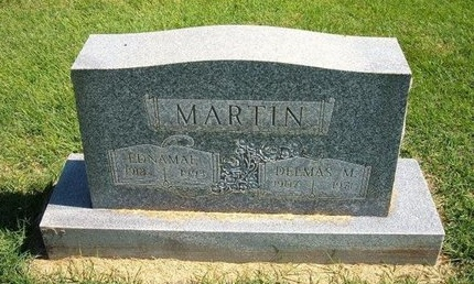 MARTIN, EDNAMAE - Prowers County, Colorado   EDNAMAE MARTIN - Colorado Gravestone Photos
