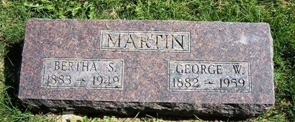 MARTIN, GEORGE W - Prowers County, Colorado | GEORGE W MARTIN - Colorado Gravestone Photos