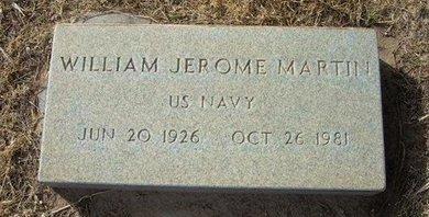 MARTIN (VETERAN), WILLIAM JEROME - Prowers County, Colorado   WILLIAM JEROME MARTIN (VETERAN) - Colorado Gravestone Photos