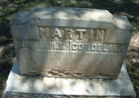 MARTIN, WILLIAM STEPHEN - Prowers County, Colorado | WILLIAM STEPHEN MARTIN - Colorado Gravestone Photos