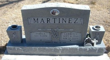 MARTINEZ, LAWRENCE - Prowers County, Colorado | LAWRENCE MARTINEZ - Colorado Gravestone Photos