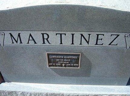 MARTINEZ (VETERAN VIET), LAWRENCE - Prowers County, Colorado | LAWRENCE MARTINEZ (VETERAN VIET) - Colorado Gravestone Photos