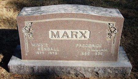 MARX, MINNIE - Prowers County, Colorado | MINNIE MARX - Colorado Gravestone Photos