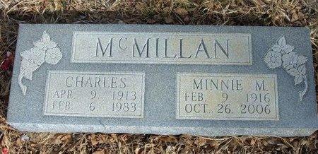 MCMILLAN, MINNIE M - Prowers County, Colorado | MINNIE M MCMILLAN - Colorado Gravestone Photos