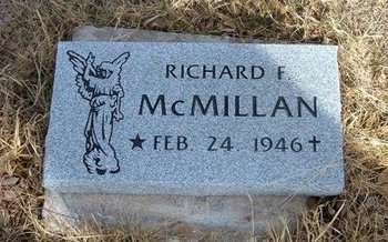 MCMILLAN, RICHARD - Prowers County, Colorado   RICHARD MCMILLAN - Colorado Gravestone Photos