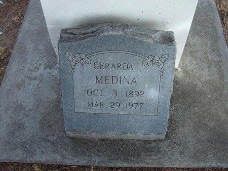 MEDINA, GERARDA - Prowers County, Colorado | GERARDA MEDINA - Colorado Gravestone Photos