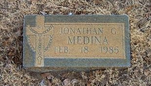 MEDINA, JONATHAN G - Prowers County, Colorado | JONATHAN G MEDINA - Colorado Gravestone Photos
