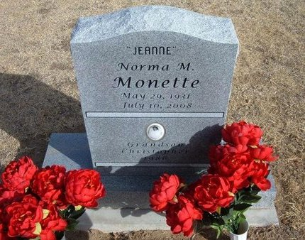 MONETTE, CHRISTOPHER - Prowers County, Colorado | CHRISTOPHER MONETTE - Colorado Gravestone Photos