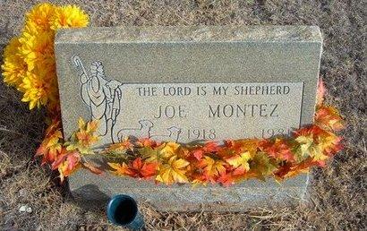 MONTEZ, JOE - Prowers County, Colorado   JOE MONTEZ - Colorado Gravestone Photos