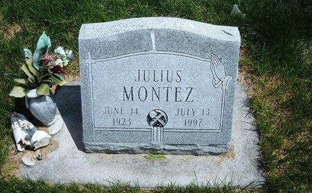 MONTEZ, JULIUS - Prowers County, Colorado   JULIUS MONTEZ - Colorado Gravestone Photos