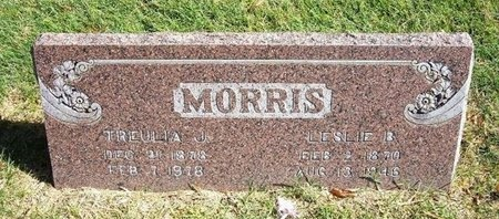 "MORRIS, LESTER BOON ""LESLIE"" - Prowers County, Colorado 