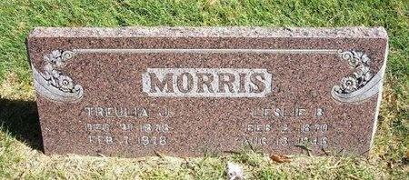 MORRIS, TREULIA JANE - Prowers County, Colorado | TREULIA JANE MORRIS - Colorado Gravestone Photos