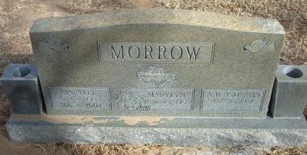 MORROW, MARYLEE - Prowers County, Colorado   MARYLEE MORROW - Colorado Gravestone Photos