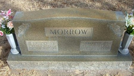 MORROW, BEULAH B - Prowers County, Colorado | BEULAH B MORROW - Colorado Gravestone Photos