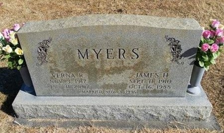 MYERS, JAMES H - Prowers County, Colorado | JAMES H MYERS - Colorado Gravestone Photos