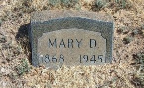 MYERS, MARY D - Prowers County, Colorado   MARY D MYERS - Colorado Gravestone Photos