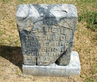 MYERS, NELLIE L - Prowers County, Colorado | NELLIE L MYERS - Colorado Gravestone Photos