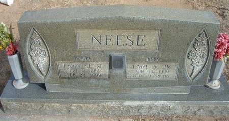 """ROWE NEESE, LAVONNE MAY """"BONNIE"""" - Prowers County, Colorado 