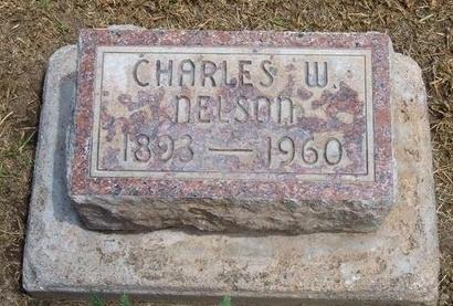 NELSON, CHARLES W - Prowers County, Colorado   CHARLES W NELSON - Colorado Gravestone Photos