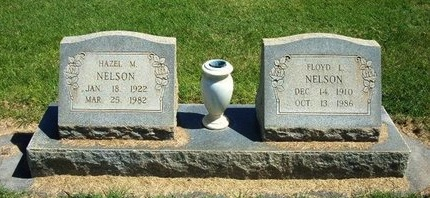 NELSON, FLOYD L - Prowers County, Colorado | FLOYD L NELSON - Colorado Gravestone Photos