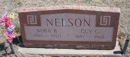 NELSON, GUY G - Prowers County, Colorado | GUY G NELSON - Colorado Gravestone Photos