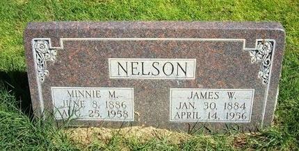 NELSON, MINNIE M - Prowers County, Colorado | MINNIE M NELSON - Colorado Gravestone Photos