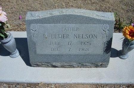 NELSON, RAYMOND ELMER - Prowers County, Colorado | RAYMOND ELMER NELSON - Colorado Gravestone Photos