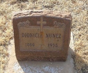 NUNEZ, DIONCIA - Prowers County, Colorado | DIONCIA NUNEZ - Colorado Gravestone Photos