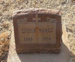 NUNEZ, ESTHER - Prowers County, Colorado | ESTHER NUNEZ - Colorado Gravestone Photos