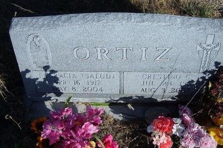 ORTIZ, CRESTINO C - Prowers County, Colorado   CRESTINO C ORTIZ - Colorado Gravestone Photos
