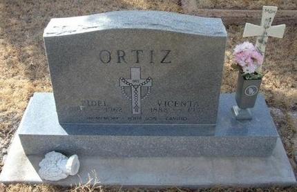 ORTIZ, FIDEL - Prowers County, Colorado | FIDEL ORTIZ - Colorado Gravestone Photos