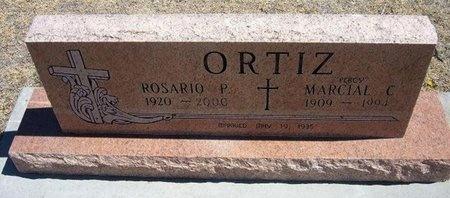 ORTIZ, MARCIAL C - Prowers County, Colorado | MARCIAL C ORTIZ - Colorado Gravestone Photos
