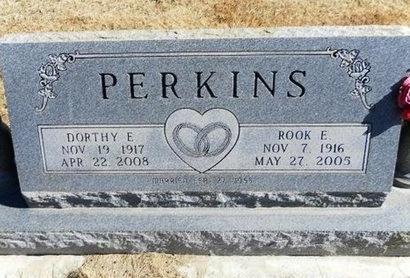 PERKINS, ROOK E - Prowers County, Colorado | ROOK E PERKINS - Colorado Gravestone Photos