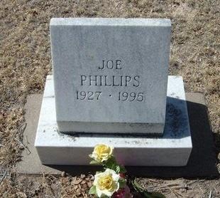 PHILLIPS, JOE - Prowers County, Colorado | JOE PHILLIPS - Colorado Gravestone Photos