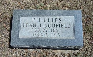 PHILLIPS, LEAH I - Prowers County, Colorado | LEAH I PHILLIPS - Colorado Gravestone Photos