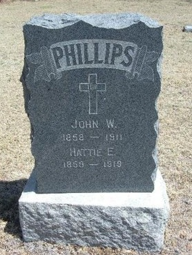 PHILLIPS, JOHN W - Prowers County, Colorado | JOHN W PHILLIPS - Colorado Gravestone Photos