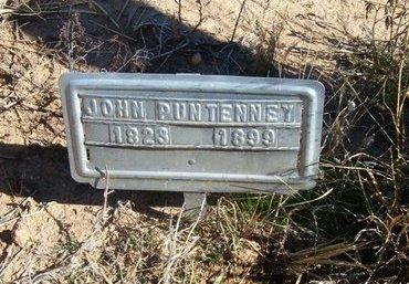 PUNTENNEY, JOHN - Prowers County, Colorado | JOHN PUNTENNEY - Colorado Gravestone Photos