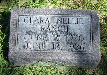 RANCH, CLARA NELLIE - Prowers County, Colorado   CLARA NELLIE RANCH - Colorado Gravestone Photos