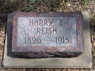 REISH, HARRY E - Prowers County, Colorado | HARRY E REISH - Colorado Gravestone Photos