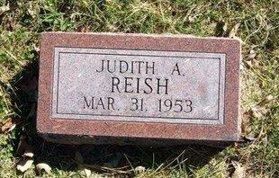 REISH, JUDITH A - Prowers County, Colorado | JUDITH A REISH - Colorado Gravestone Photos