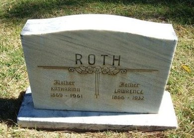 GRUMAN ROTH, KATHARINA - Prowers County, Colorado | KATHARINA GRUMAN ROTH - Colorado Gravestone Photos