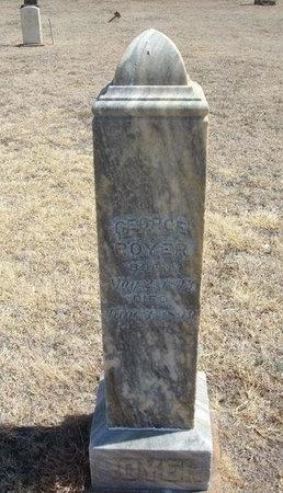 ROYER, GEORGE - Prowers County, Colorado | GEORGE ROYER - Colorado Gravestone Photos