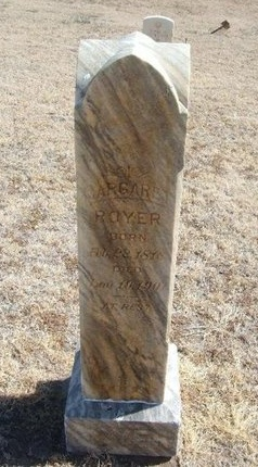 ROYER, MARGARET - Prowers County, Colorado | MARGARET ROYER - Colorado Gravestone Photos