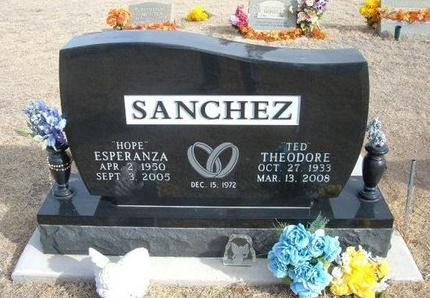 """SANCHEZ, THEODORE """"TED"""" - Prowers County, Colorado 